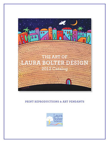 Laura Bolter Design 2012 Catalog