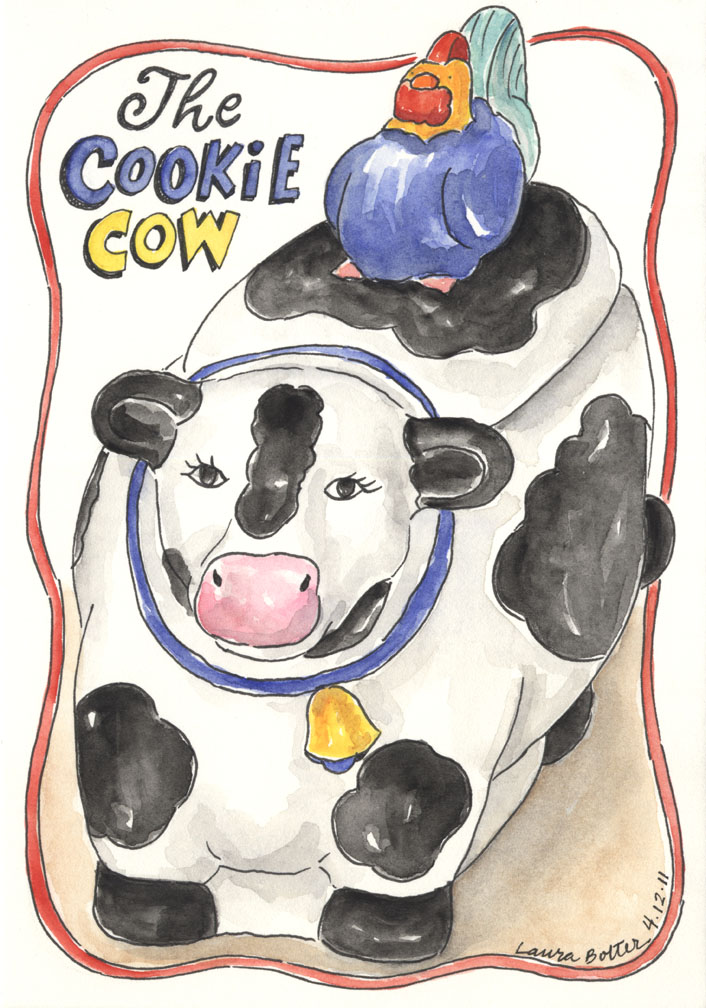 The Cookie Cow