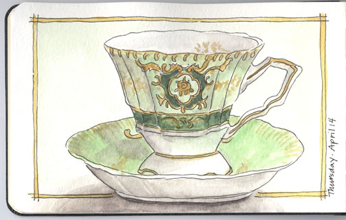 LowRes Tea Cup