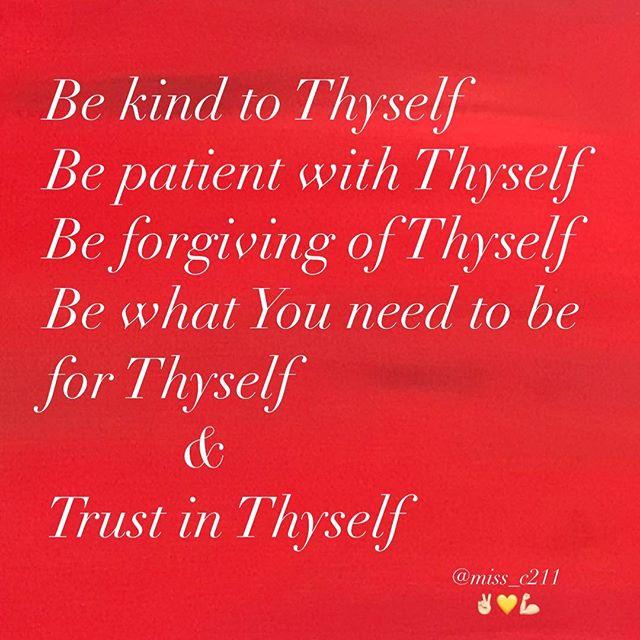 My Commandments