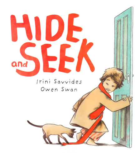 HIDE AND SEEK  by Irini Savvides