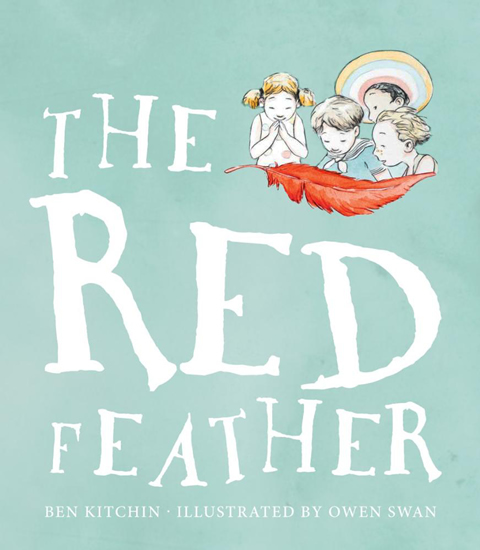 THE RED FEATHER  by Ben Kitchin