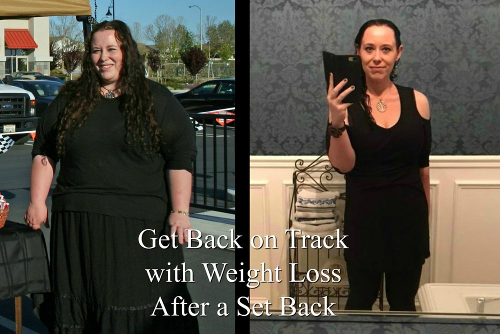 Gaining weight back after you lose it does not have to mean you give up forever, here's my story of getting back on track.