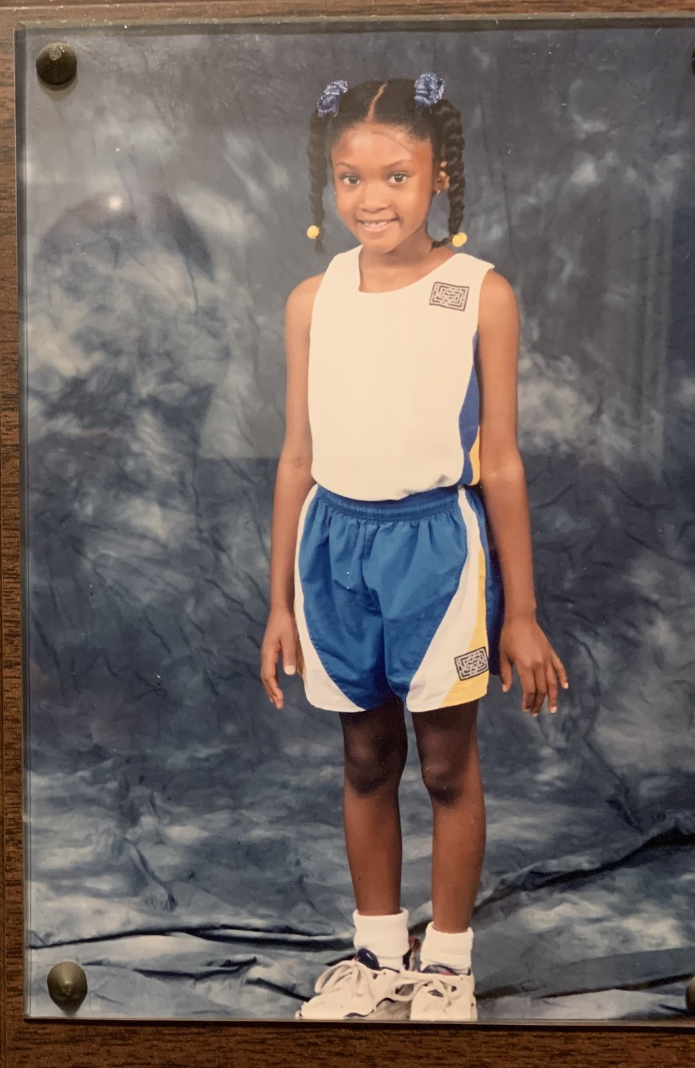 Brittany Noelle Youth Track Photo