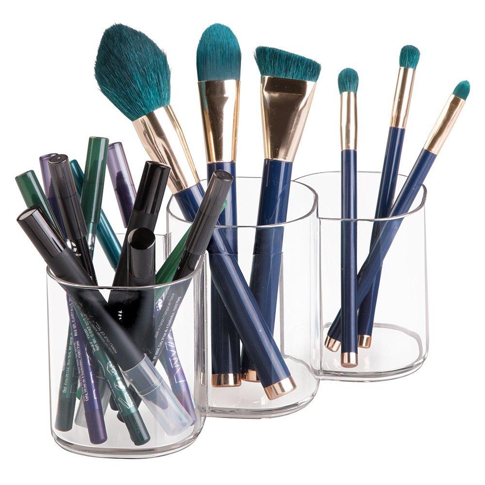 Cosmetic Organizer Trio Cup
