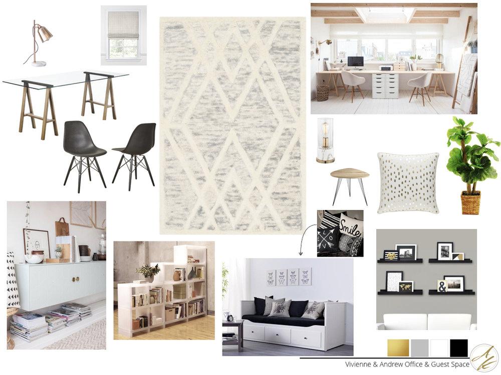 Home Office/Guest Bedroom