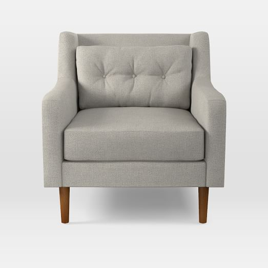Crosby Mid-Century Armchair