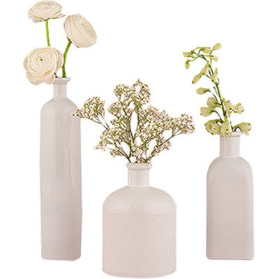 3 Piece Decor Bottle Set