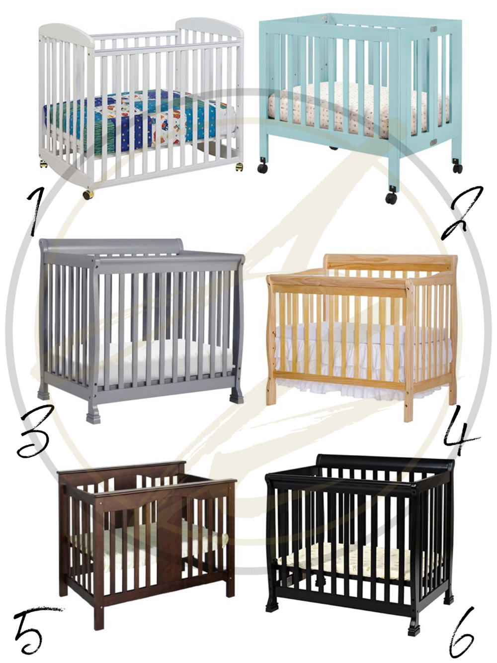 crib mini co sleeper reach small baby cribs arm s spaces v bassinet