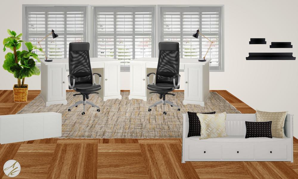 Home Office Final Design