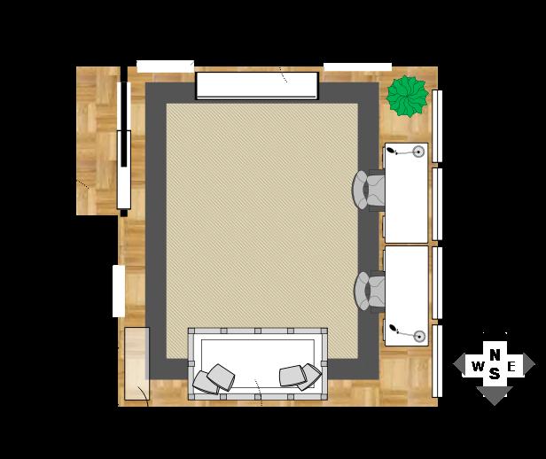Home Office Final Floor Plan