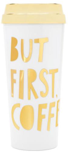 ban.do 'But First Coffee' Thermal Mug