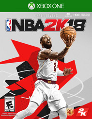 NBA 2K18 Tip Off Edition for Xbox One