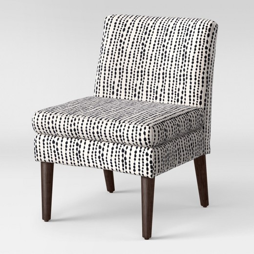 Winnetka Modern Slipper Chair