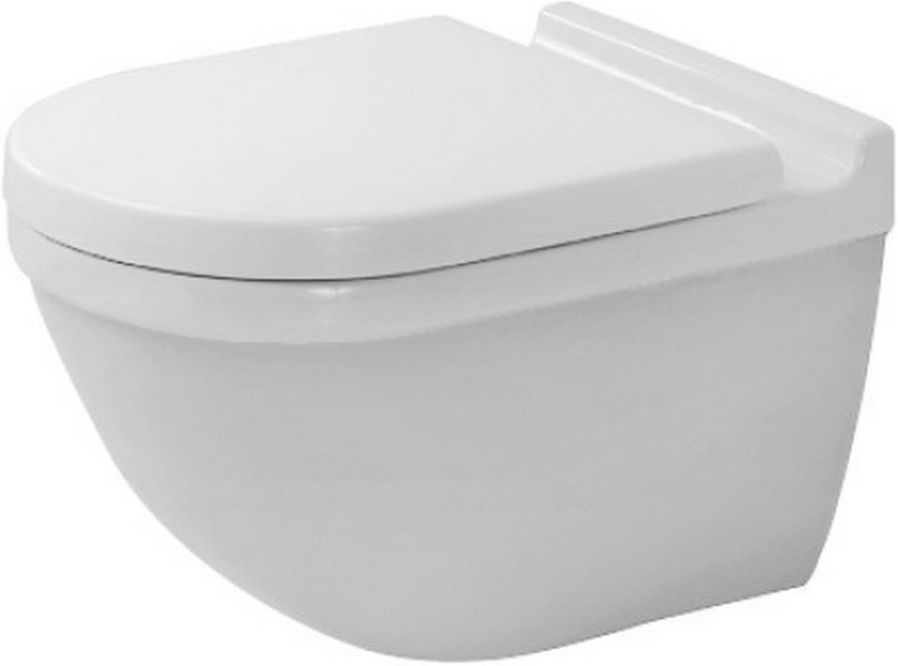 Dual Flush Round Toilet Bowl