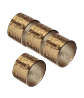 4-pack Metal Napkin Rings