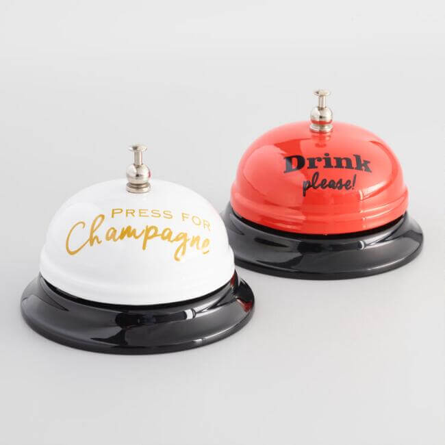 Bar Bells Set Of 2 - Cost Plus World Market