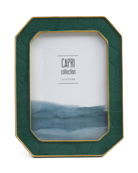 5x7 Capri Decorative Photo Frame