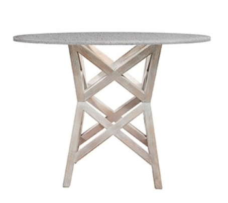 Concrete Top Riker Dining Table