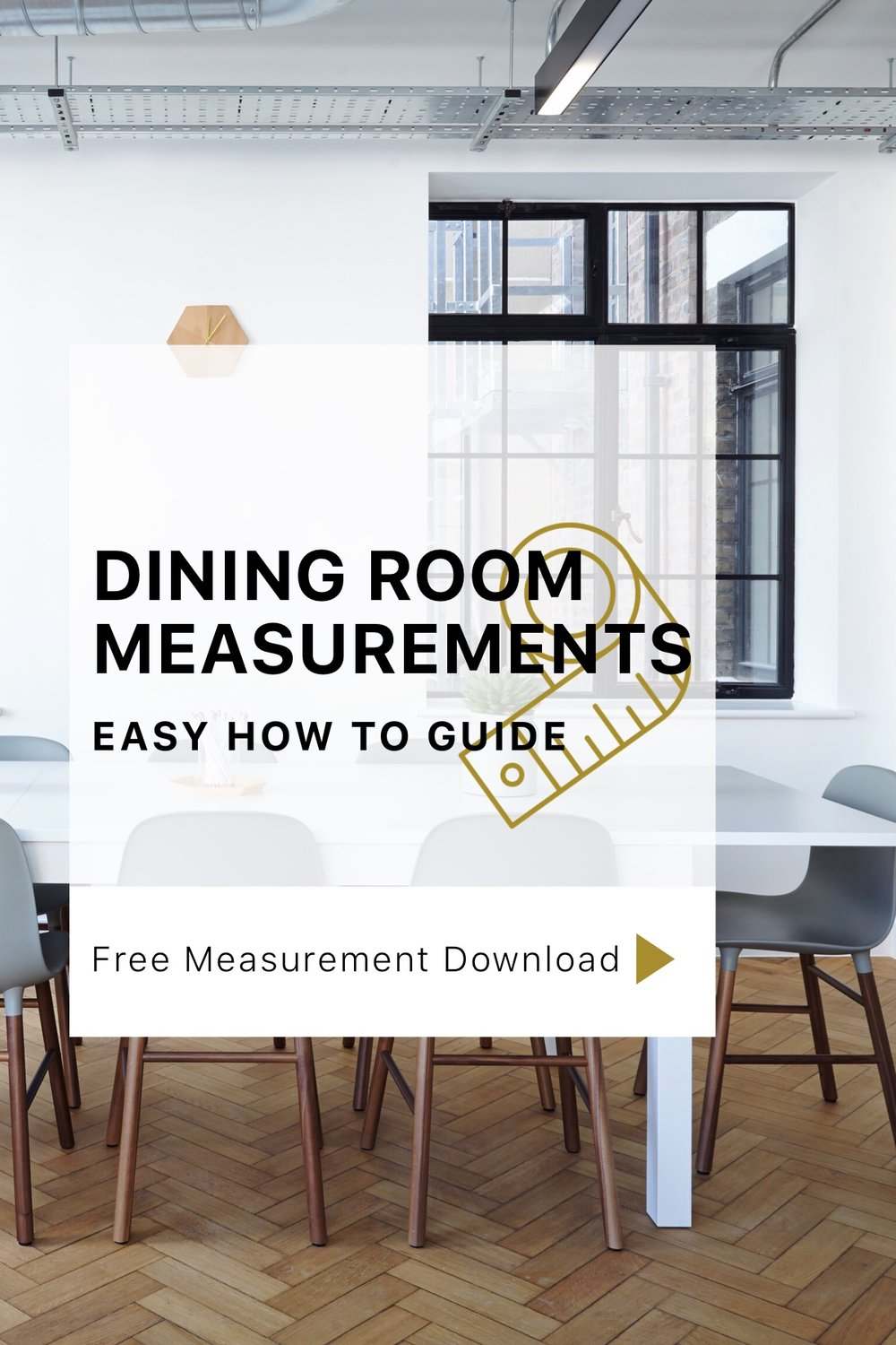 Dining Room Measurement Guide By Albie Knows