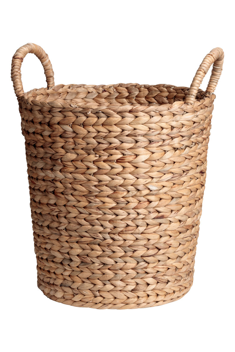 Large Natural Storage Basket