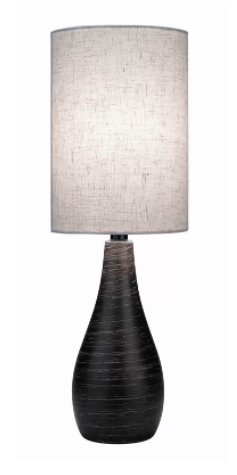 Alcinous Mini Tapered Table Lamp