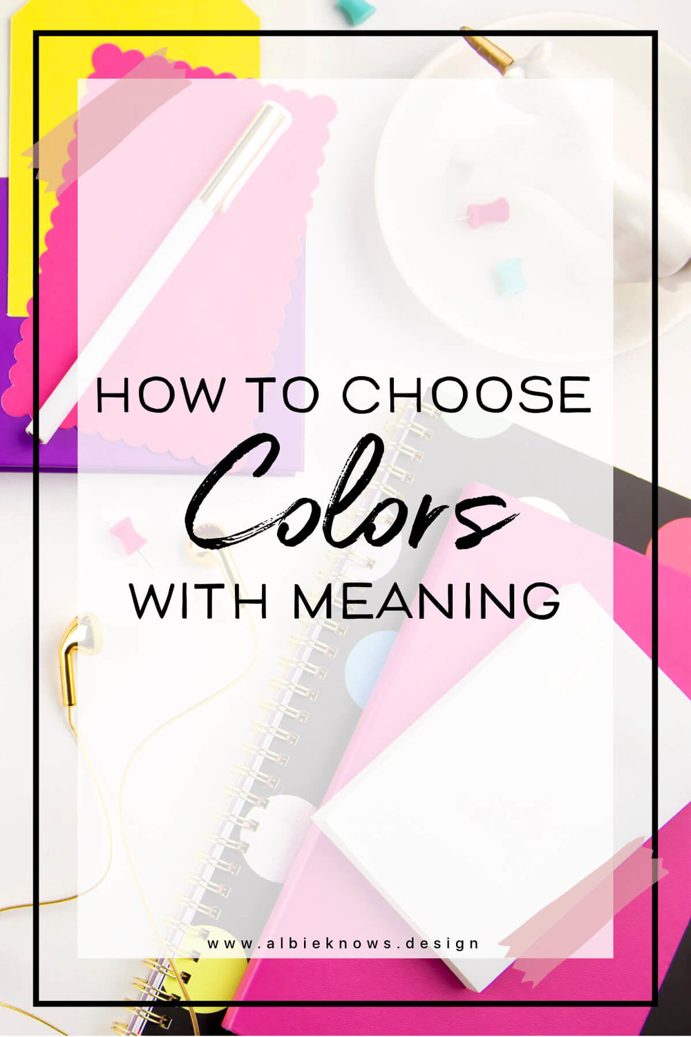Albie Knows 5 Easy Steps To Choosing Color