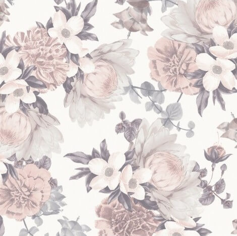 Ethereal Botanist Removable Wallpaper (Lulu & Georgia)
