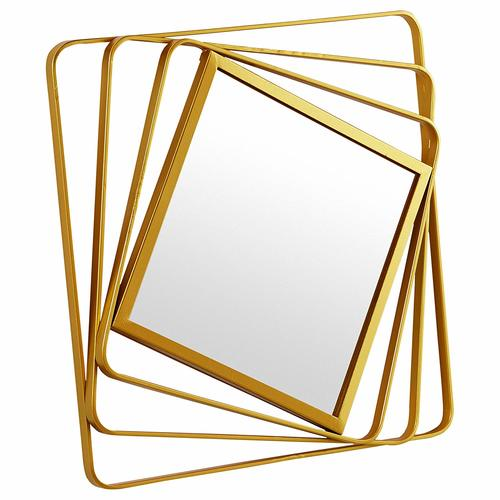 Rotating Metal Mirror