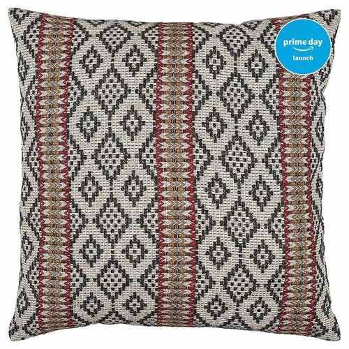 Mojave-Inspired Throw Pillow