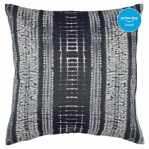 Shibori-Inspired Pillow