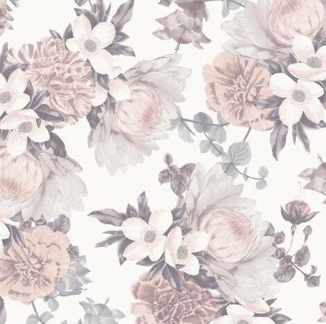 Ethereal Botanist Removable Wallpaper
