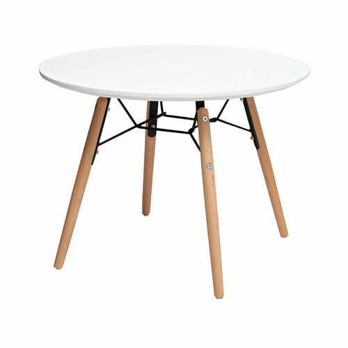 Round Circle Activity Table