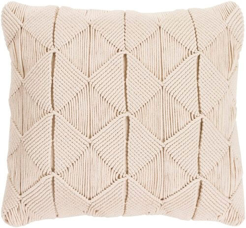 Migramah Sage Natural Fiber Pillow Cover