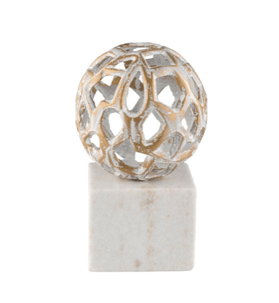 Orb Transitional Sculpture