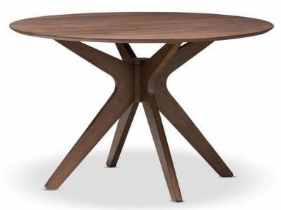 Round Dining Table (similar style) | Amazon