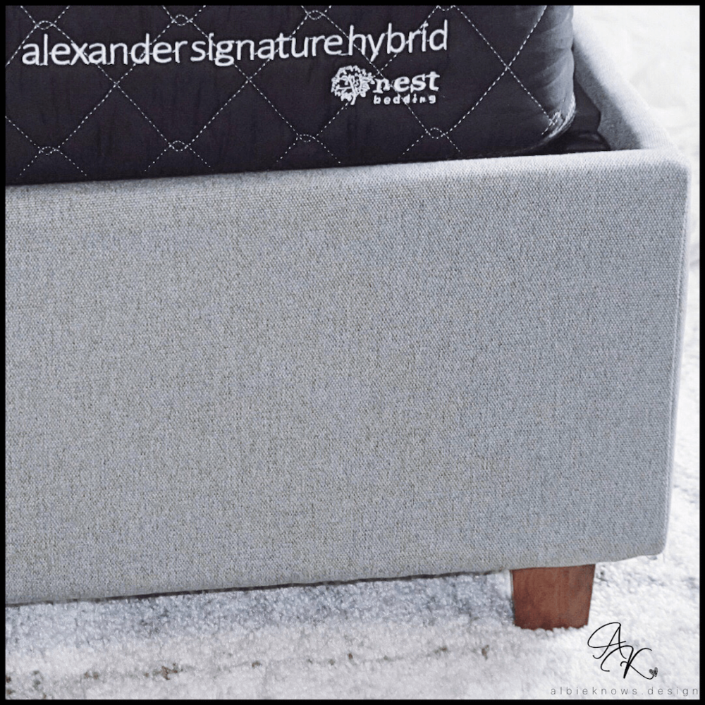 Albie Knows Alexander Series Hybrid from Nest Bedding