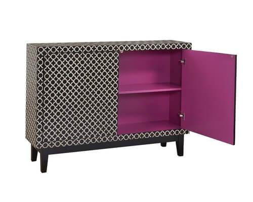 Deloris 2-Door Accent Cabinet | Wayfair