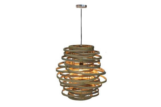 High Point Market || New Product Picks || Dovetail Furniture & Designs || ZUBAT HANGING LAMP