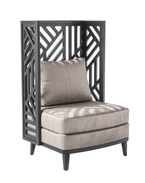 High Point Market || New Product Picks || Adriana Hoyos || Rumba Iconic Upholstered Chair