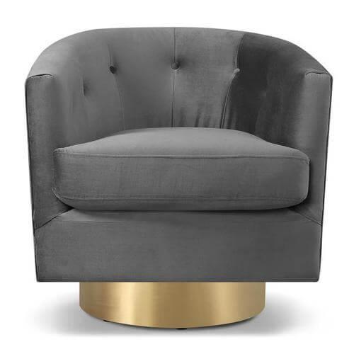 Harlow Swivel Chair
