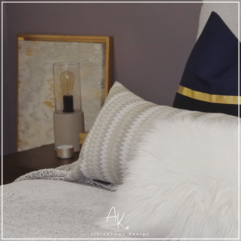 One Room Challenge | Albie Knows Hygge Master Bedroom | Before