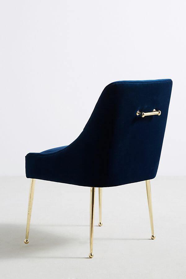 Velvet Elowen Chair - $398.00