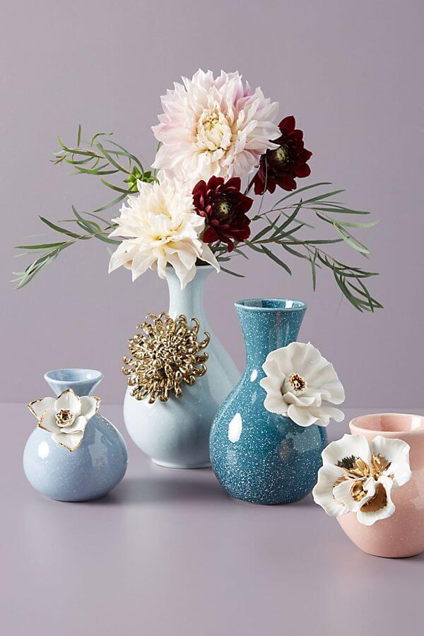 Ceramic Bloom Vase - $28.00 –$56.00