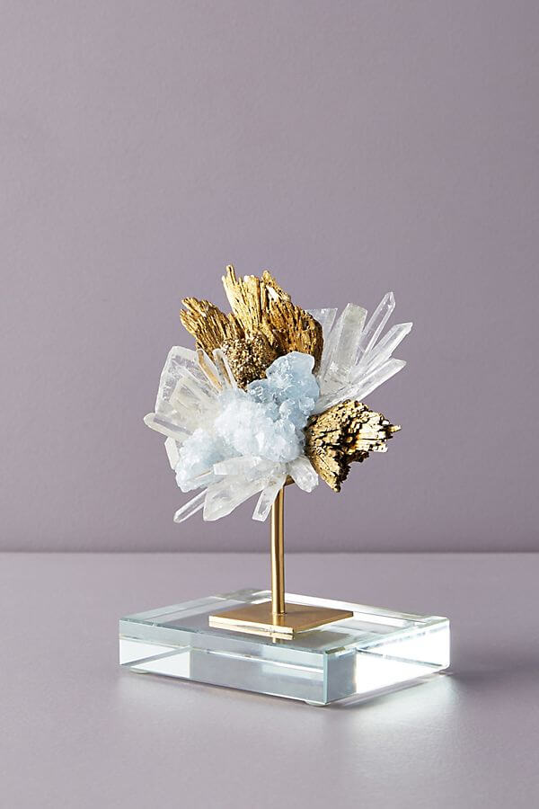 Gemstone Decorative Object - #78.00