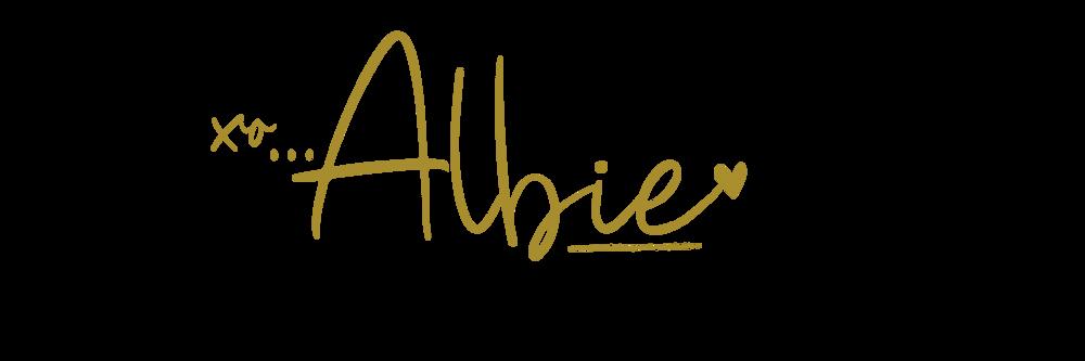Albie Knows Logo