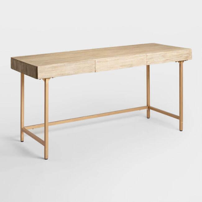 Driftwood Cristela Desk