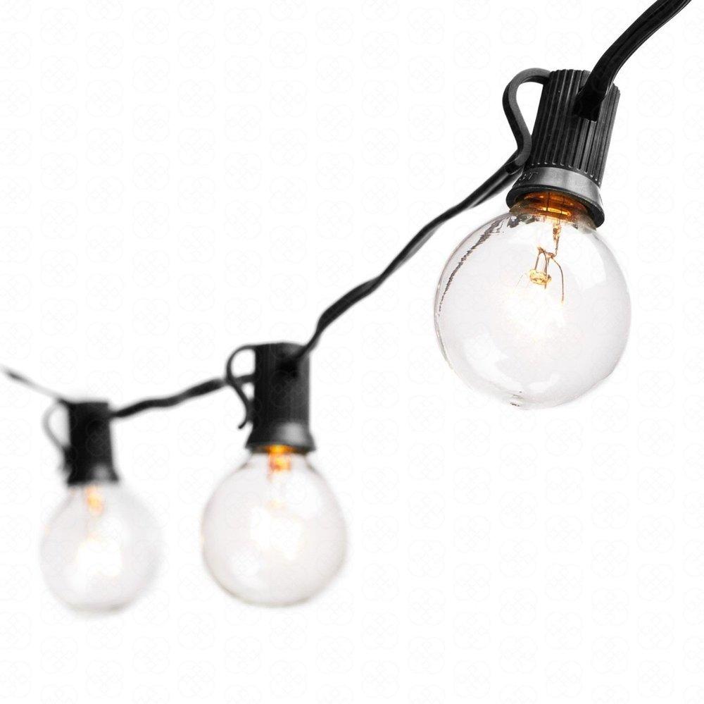 20 ft. 30-Light Globe String Light | Wayfair
