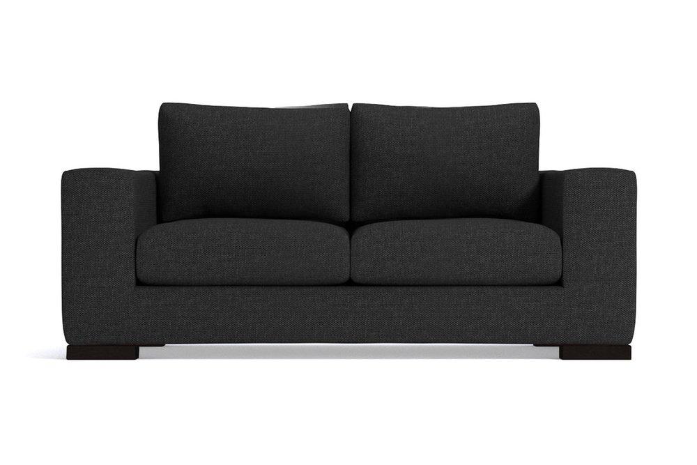 Refined Industrial - Hillandale Apartment Size Sofa