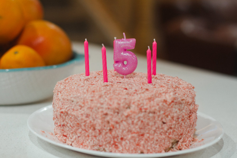 Nail Polish Birthday Cake Pans